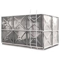 山东创一供应创一锌钢水箱,消防、建筑、临时调节水箱,结构简单、外形美观、安装方便