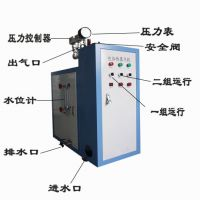 【供应免办证电蒸汽锅炉/36kw全自动蒸汽发生器】低压快装锅炉