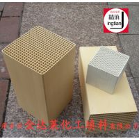 RTO用蜂窝陶瓷蓄热体 工业废气处理蜂窝蓄热体 萍乡金达莱