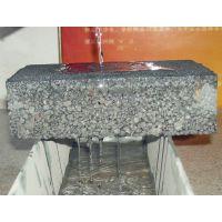 盐城厂家供应透水砖 透水砖价格规格尺寸200x100x60mm 建菱砖 陶粒砖环保砖市政海绵城市专用