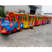 大象火车 公园儿童游乐设施 厂家直销 质优价廉