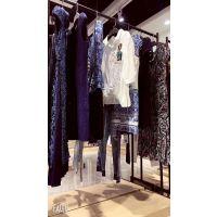 服装库存三蕊国际杭州大码服装连衣裙批发网欧美品牌折扣女装店加盟