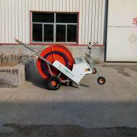 小型卷盘式喷灌机JP50-180家用喷灌设备 农业排灌机械 自动浇水