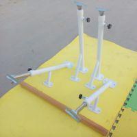 舞蹈把杆,压腿杆的尺寸是多少?沧州艺美厂家为您订制