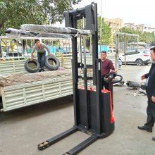 升高3米步行式全电动堆高车 电瓶升降叉车生产厂家