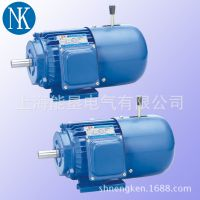供应刹车马达YEJ2-112M-6-2.2KW 上海能垦电磁制动三相异步电动机