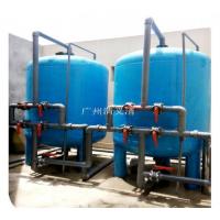 专业生产 广东电镀厂专用碳钢全自动机械过滤器废水中水回用过滤器设备清又清