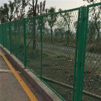 车间仓库防护网 防撞道路围栏 河道框架护栏网