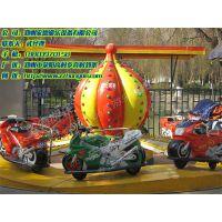 摩托竞赛 热销好玩的新款旋转类游乐设备宏德游乐供应飞车竞技