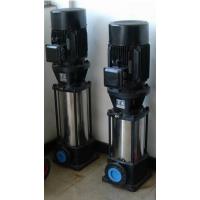 100GDL100-20X7 75KW 立式稳压多级清水泵 临汾众度泵业 不阻塞