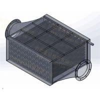 广州烟气余热回收管式换热器