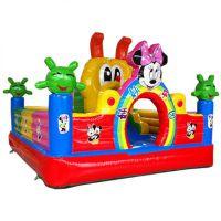 儿童乐园充气城堡气模玩具充气蹦蹦床儿童乐园亲子淘气堡