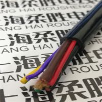PURSF-X智能控制器专用线缆8/9芯耐磨抗拉防水耐油控制器专用线