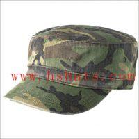 定做HS迷彩帽子专业生产厂家