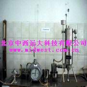 中西 水流型燃气热量计 库号:M399689型号:PB01/SY-4