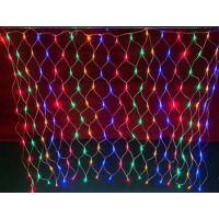 灯光节LED彩色网灯 满天星灯串 圣诞商场亮化工程 灯熠光电造型灯装饰灯公司