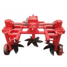 手扶拖拉机挖蒜机价格 小型起蒜机厂家