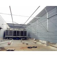 荆州声屏障厂家 楼顶隔音护栏 隧道隔音板安装高速透明板声屏障