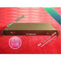 雷虹M-8000中频处理调制器 雷虹8路隔频有线电视调制器