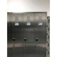 沈阳工厂用不锈钢衣柜生产厂家 不锈钢四门更衣柜生产制造厂家