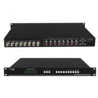 【XAVIKE/赛维科】AV4进4出矩阵主机/视频会议主机服务器 音视频 支持定制