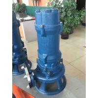 切割式潜水排污泵65XWQ26-22-4开拓进取追求卓越纺织厂专用泵