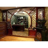 广东德普龙酒店专用铝窗花定制欢迎选购