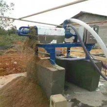 处理量定制干湿分离机 润丰 猪粪水固液分离机