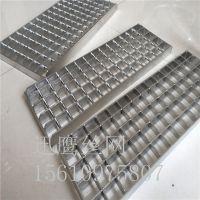 q235网格板沟盖板型号 建材城排水格栅板厂家 沧州市镀锌方格板踏步