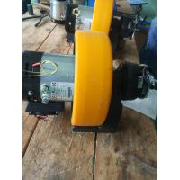 AGV驱动单元带限位,位置闭环,CFR舵轮