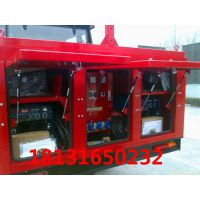电力施工 拖拉机发电电焊一体机 804拖拉机发电机 拖拉机电站