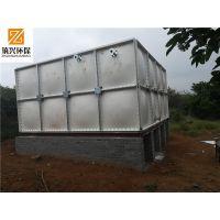 玻璃钢消防水箱生产厂家 玻璃钢水箱定制