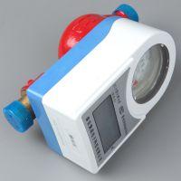 供应预付费智能IC卡热水表 聚成电子IC卡热水表性能稳定
