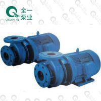 广州全一泵业IZ型直联式无泄露离心式清水泵可配二级能效高效电机