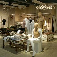 服装展示架厂家长期大量供应服装展示架