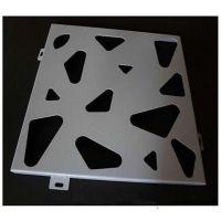 厂家定制异形冲孔雕花铝单板 铝单板安装流程度图
