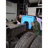 重卡大梁维修铆接机,液压冷态铆接机,50T机型,卡车底盘改装厂专用液压冷态铆接机