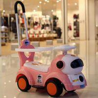 新品儿童滑行车 扭扭车摇摆四轮溜溜车 可坐宝宝溜溜玩具车助步车