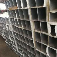 专营6063铝扁管 超大口径薄壁铝扁管 氧化铝管 规格齐全