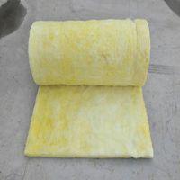 批发贴面玻璃棉卷毡吸声性能显著 建筑A级防火建材