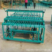 新疆2米宽芦苇草毡机 自动切边稻草专用草帘机 保温编织机厂家