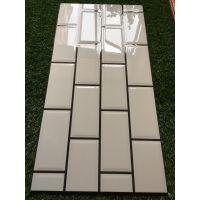 300x600 地铁砖 内墙砖 釉面砖 厨房 客厅 餐厅 浴室
