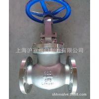 上海沪宣 手动截止阀 J41H-25C DN20 高压截止阀