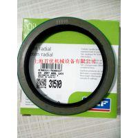 美国CR油封SKF CR31510 CR80*100*10 CRW1 R 原装油封