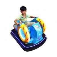 新款双人亲子奇幻车户外儿童游乐电动车蜗牛电动碰碰车