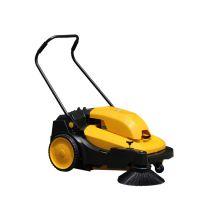 金洁手推电动清扫机CJS70-1,自动扫地机,适合工厂车间等小型场所