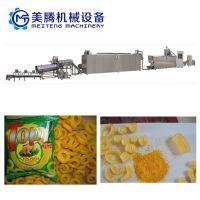 MT65膨化机 夹心米果设备 麦香鸡块生产线