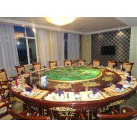 厂家直销酒店火锅餐桌电动餐桌 酒店大圆桌酒店餐桌椅子