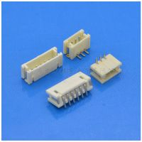 JST ZH条形连接器 ZH1.5间距SMT条形立贴WAFER JST ZH1.5 SMT连接器