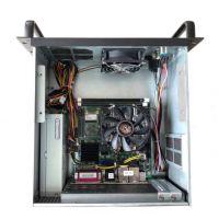 小型工控机一个PCIE*16扩展,小型机箱高性能处理器更实用
